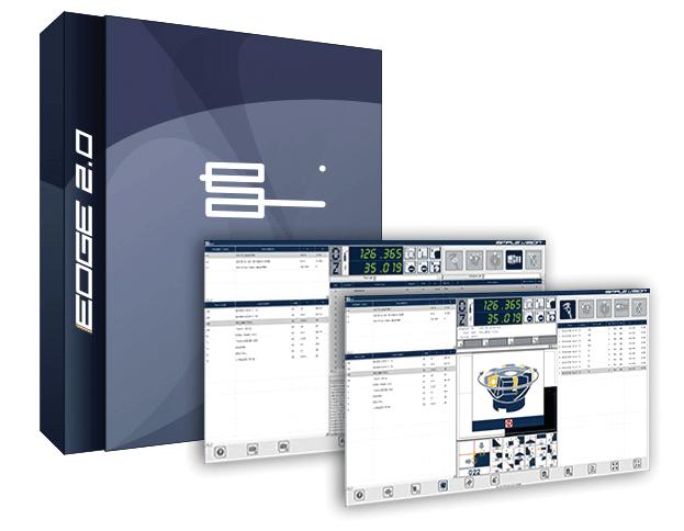 Edge 2.0 Control Software.