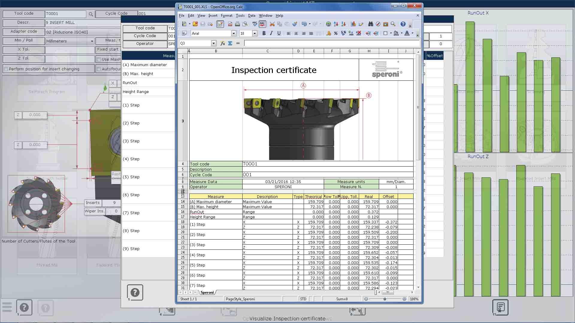 Edge Pro Control Software self-teach programming screen capture.