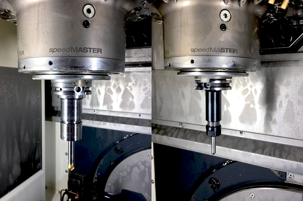Faster and better machining performance: on existing equipment | BIG