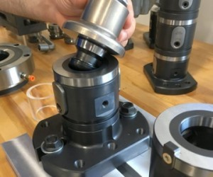 Five-Axis Machining: Benefit of Underside Clamping   BIG KAISER