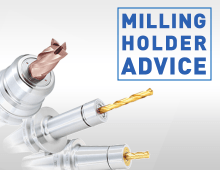 Milling holder advice