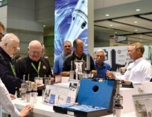 IMTS 2016 BIG Kaiser booth