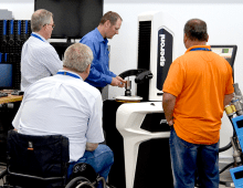 Penske Racing Hosts 3rd Machining Technology Summit   BIG KAISER