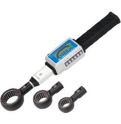 Digital MEGA Torque Wrench with Adapters