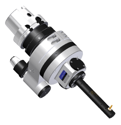 HSK Form A AG90 Small Bore Type Angle Head
